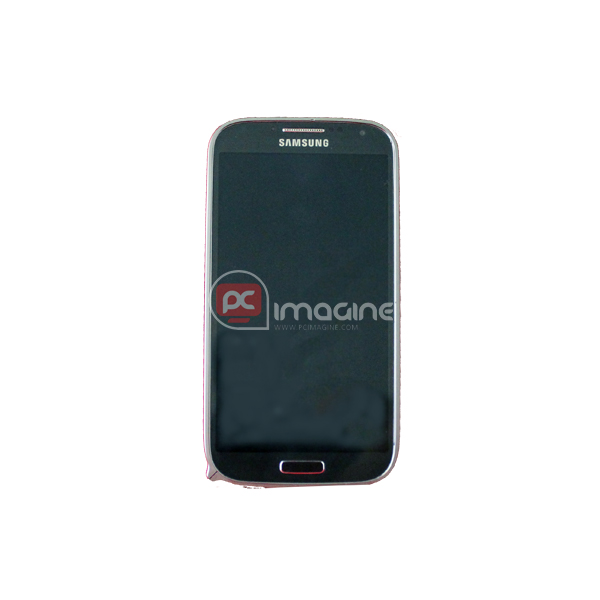 Bumper S4 Screwed Metal Lila | Galaxy s4 (i9500/i9505)