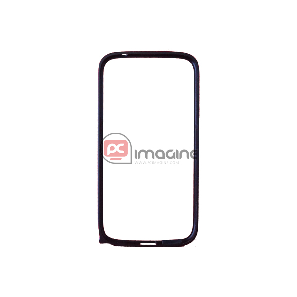 Bumper S4 Screwed Metal Negra | Galaxy s4 (i9500/i9505)
