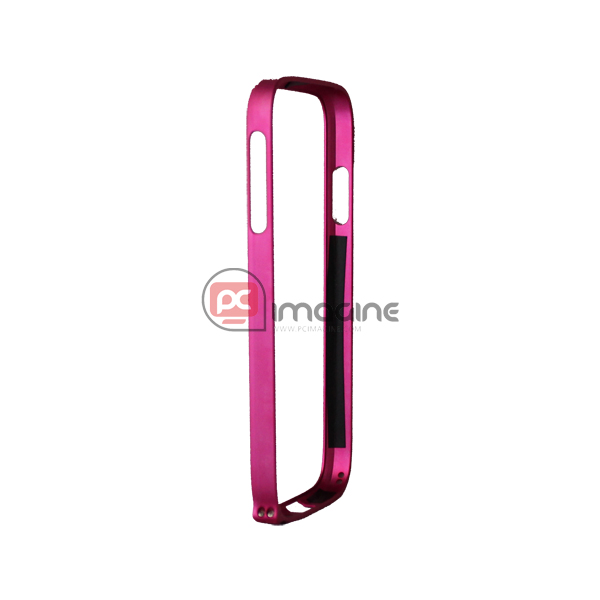 Bumper S4 Screwed Metal Rosa | Galaxy s4 (i9500/i9505)