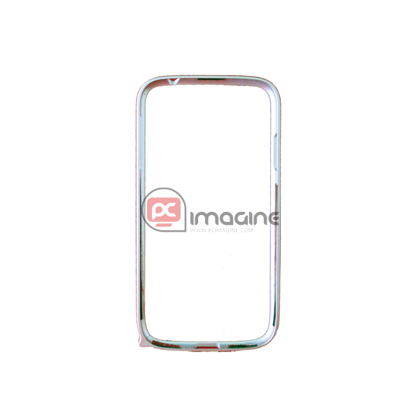 Bumper S4 Screwed Metal Plata | Galaxy s4 (i9500/i9505)