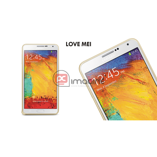 Bumper Note 3 Love Mei Metal Ciruela | Galaxy note 3 (n900)