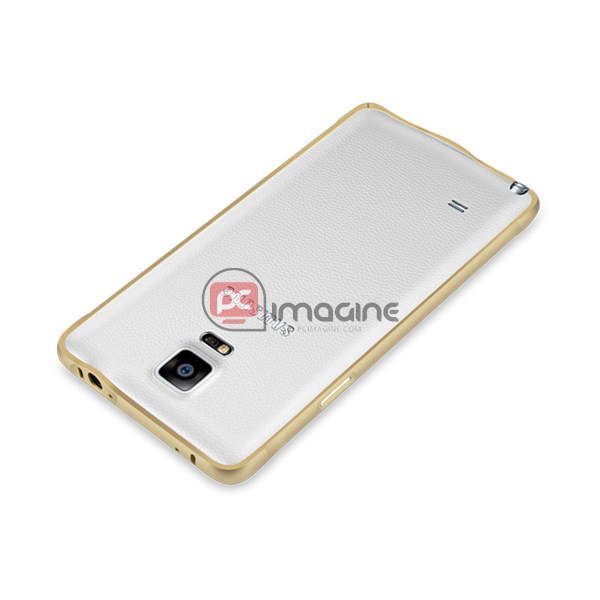 Bumper Note 4 Love Mei Metal Rosa | Galaxy note 4 (n910)