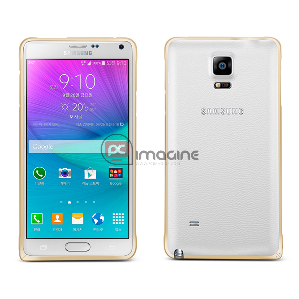 Bumper Note 4 Love Mei Metal Azul cielo | Galaxy note 4 (n910)