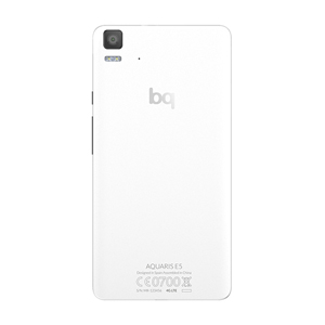 Aquaris E5 4G blanco 16GB | Aquaris e5 4g